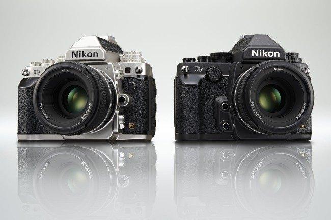 Stylowy, funkcjonalny i nie do końca spójny, czyli nowy Nikon Df