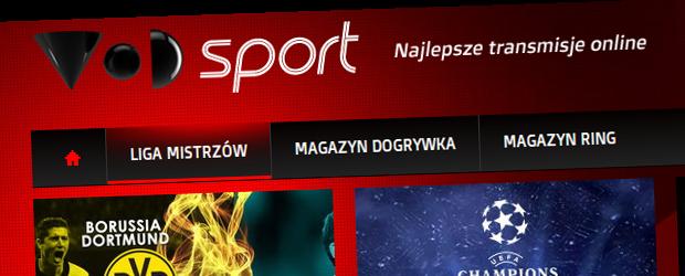 Krótka piłka: Onet chwalił się nową wersją sport.vod.pl – pierwszy mecz i… serwis leży