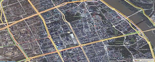 Bing Mapy w końcu w Polsce!