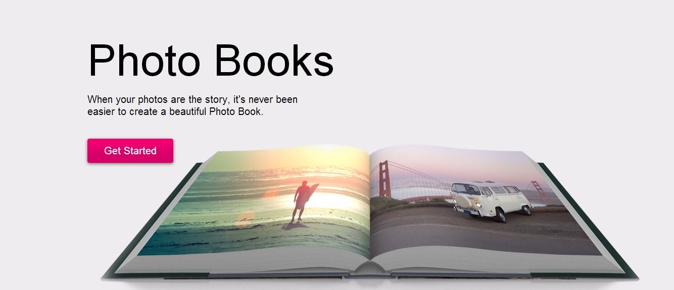 Flickr Photo Books – fotoksiążka bezpośrednio od Flickra