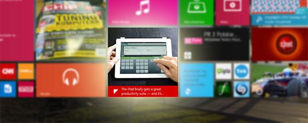 Szef kuchni poleca: Flipboard dla Windows 8.1