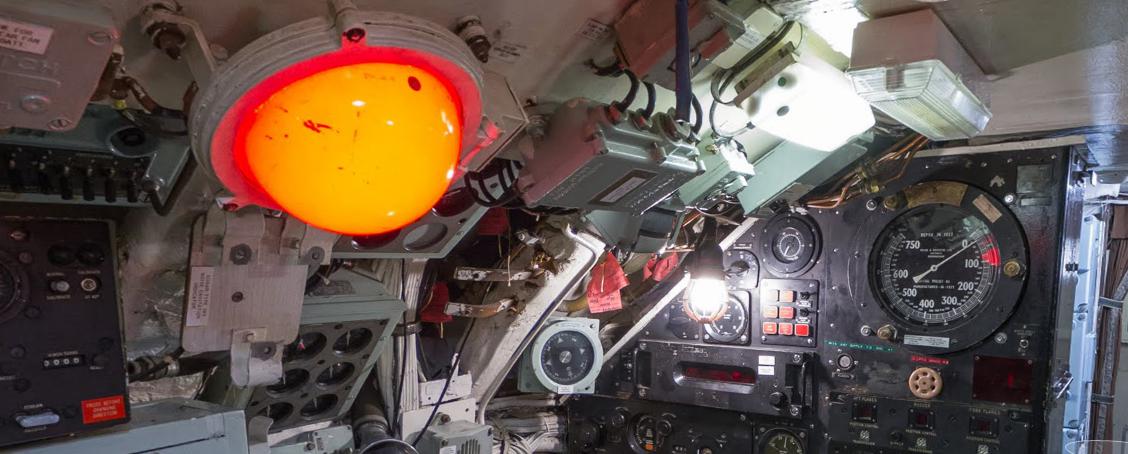 Krótka piłka: Zwiedzaliście już okręt podwodny? Zróbcie to z Google Street View