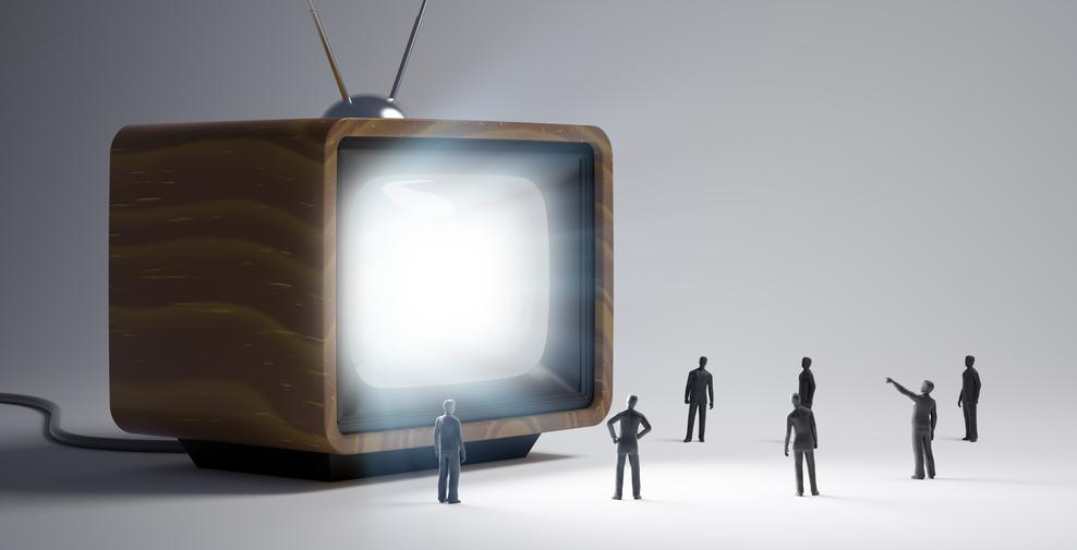 Telewizja umiera. Są dowody