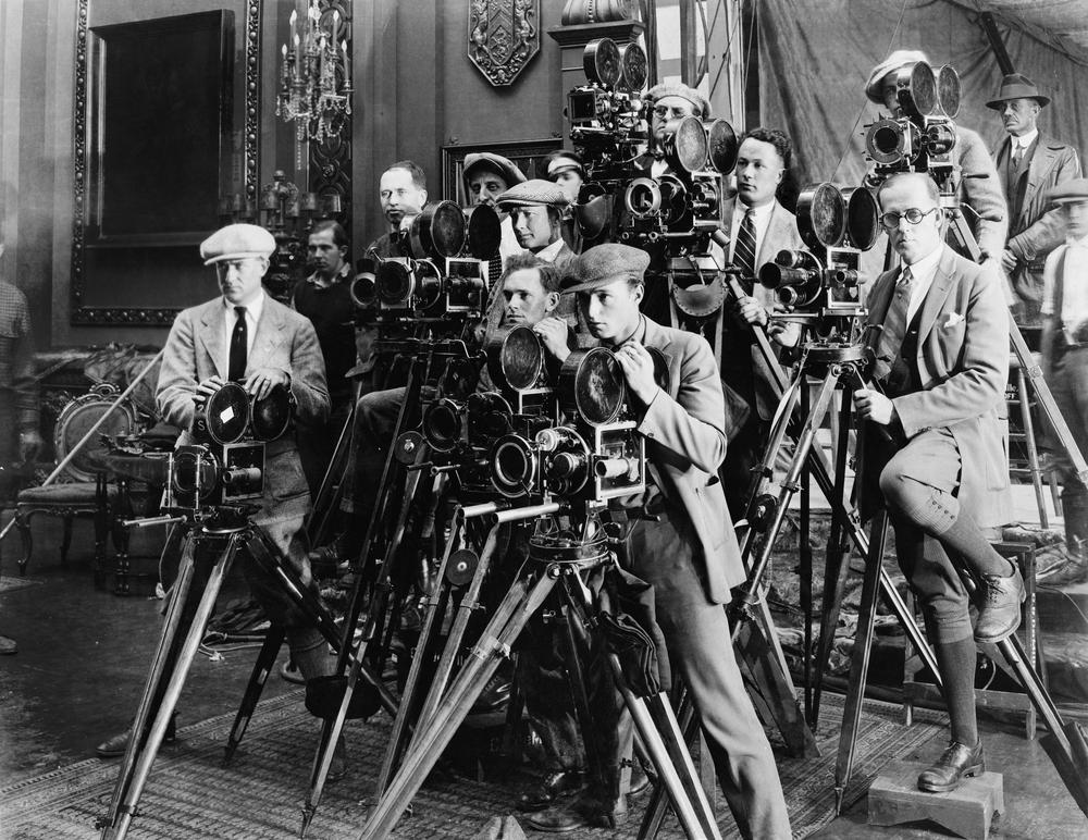 Rynek fotografii prasowej skurczył się o prawie 50%. A to dopiero początek…