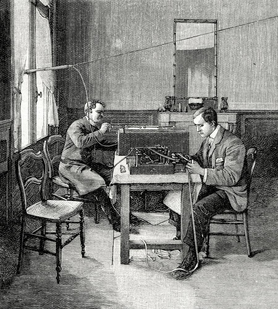 Internet XIX wieku łączy kontynenty, czyli jak ignoranci dokonali rzeczy niemożliwej