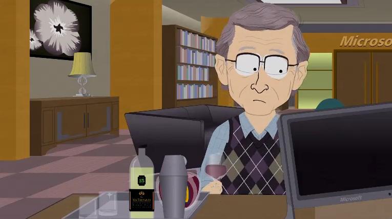 Już nawet Bill Gates porzucił mobilnego Windowsa. Ale nadal nie chce iPhone'a