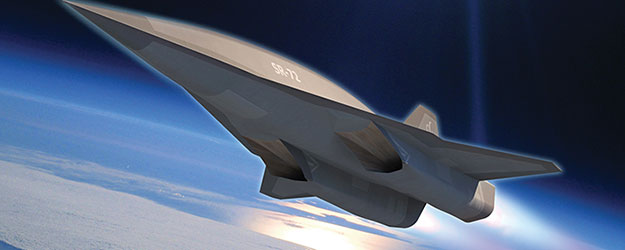 Oto następca legendarnego SR-71 Blackbird