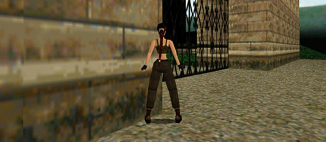 tomb raider 2 croft manor