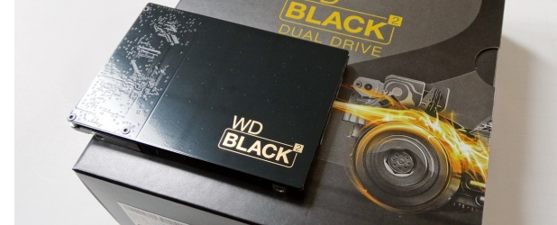 Dysk SSD i HDD w jednej małej obudowie? Tak, to możliwe