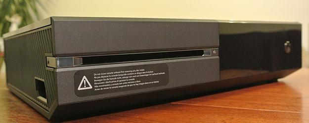 Konsola Xbox One jest… wielka – recenzja Spider's Web