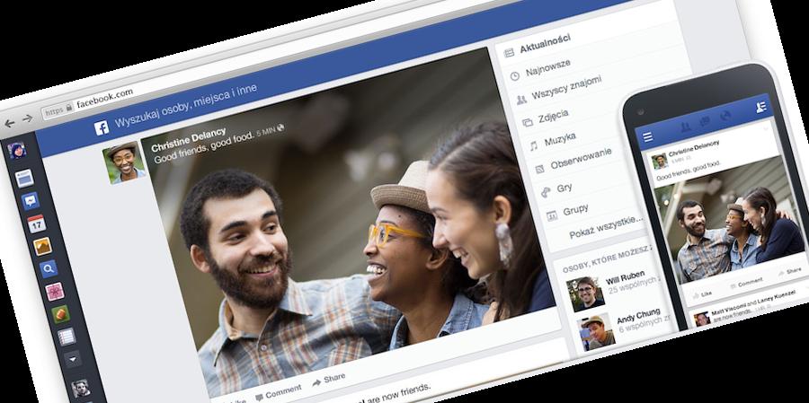 Dlaczego wciąż nie mamy nowego newsfeeda Facebooka? Zapewne dlatego, że jest wielką wtopą