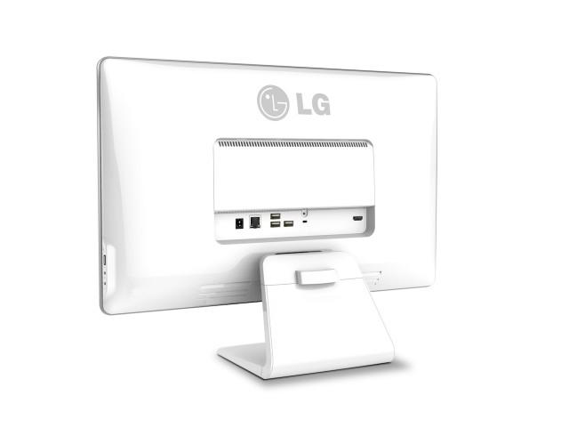 Chrome OS LG AiO 2