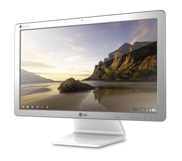 Chrome OS LG AiO