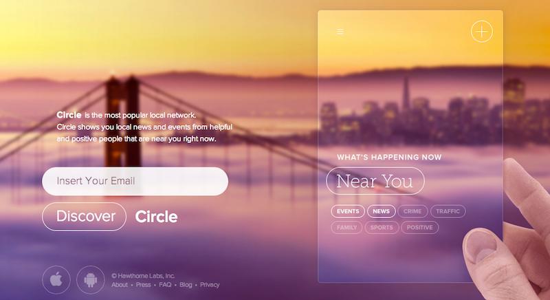 Circle – już dawno żadna inna użytkowa aplikacja mobilna tak mnie nie zachwyciła