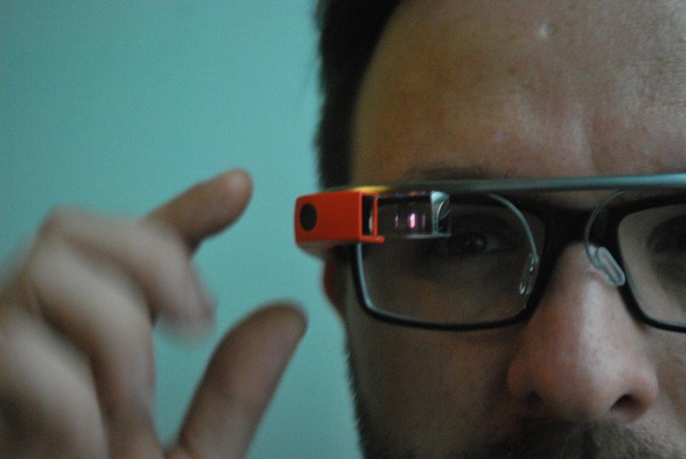 Z Google Glass coś jest nie tak