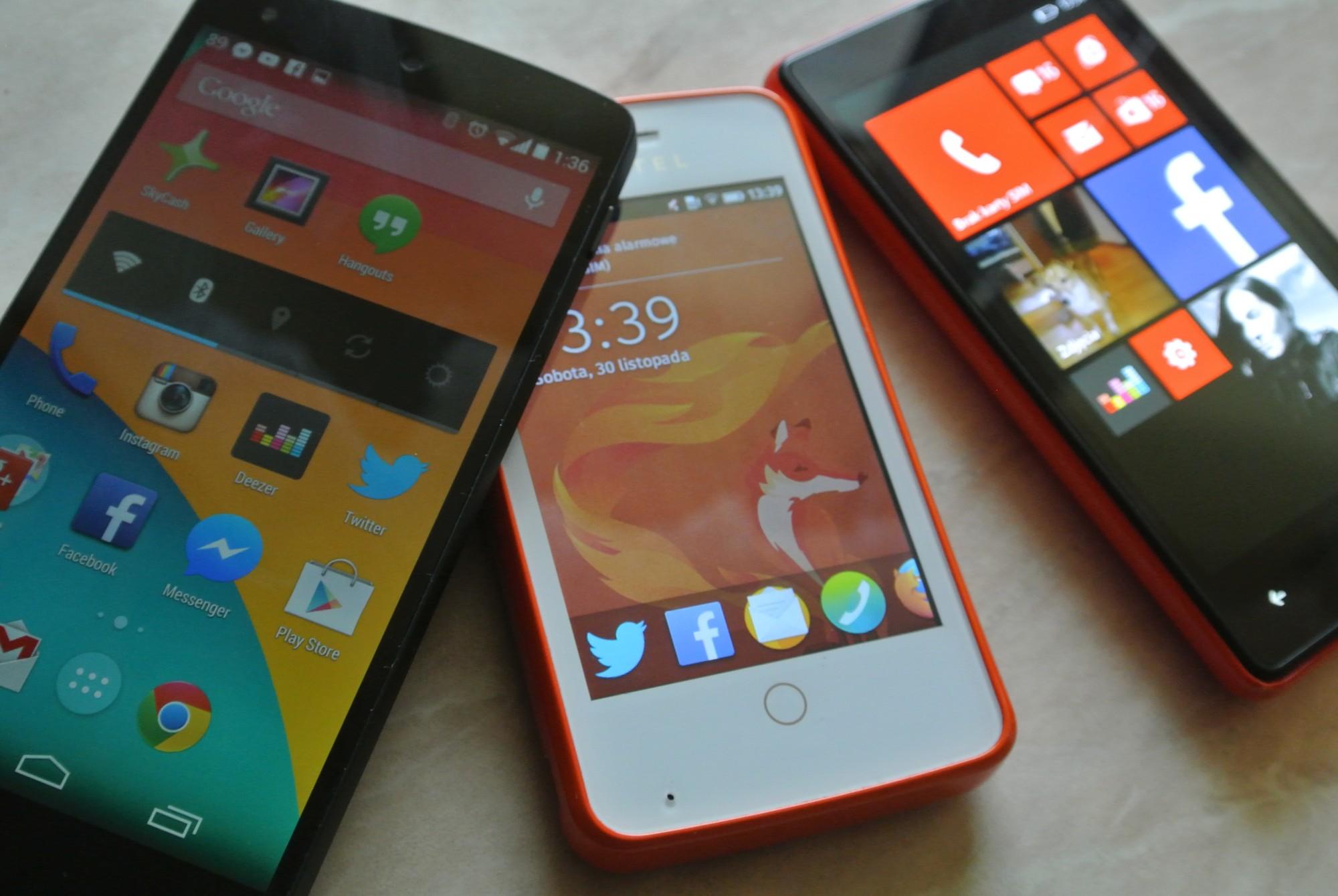 Największe rozczarowanie 2013, czyli pół roku z Alcatelem i Firefox OS