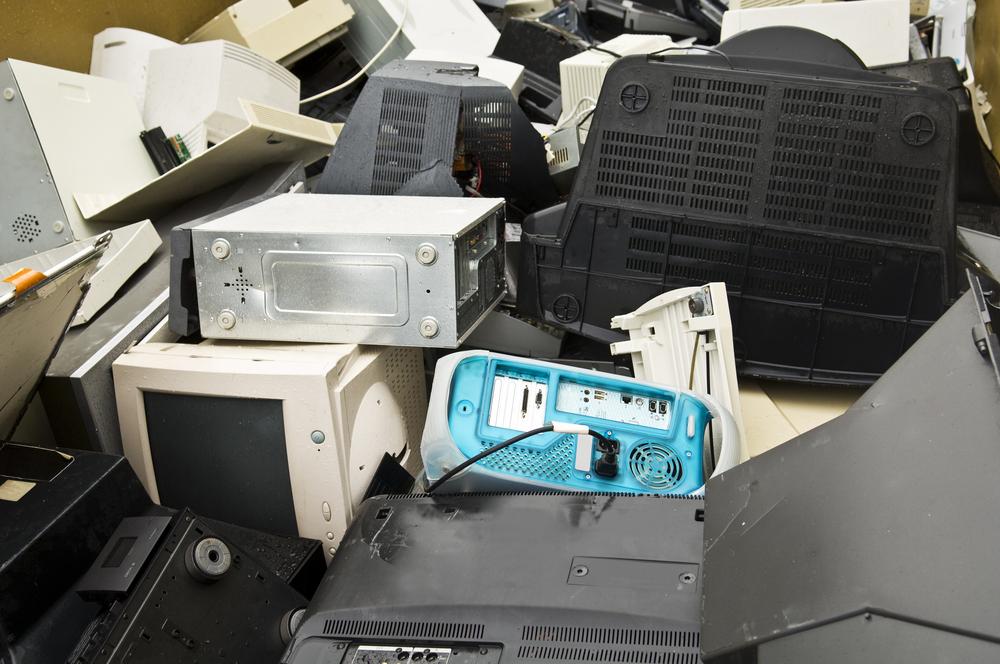 Elektroniczne śmieci stają się poważnym, światowym problemem. Tylko Unia Europejska ma powody do dumy