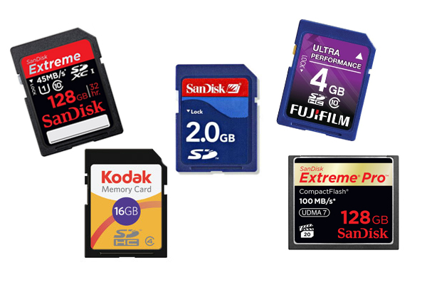 How to recover hidden files in my memory card