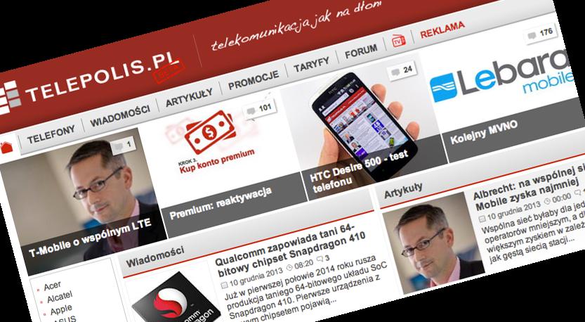 Telepolis zamknął treści za paywallem. O tym dlaczego rozmawiamy z szefem serwisu, Witkiem Tomaszewskim (SONDA: będziesz płacić?)