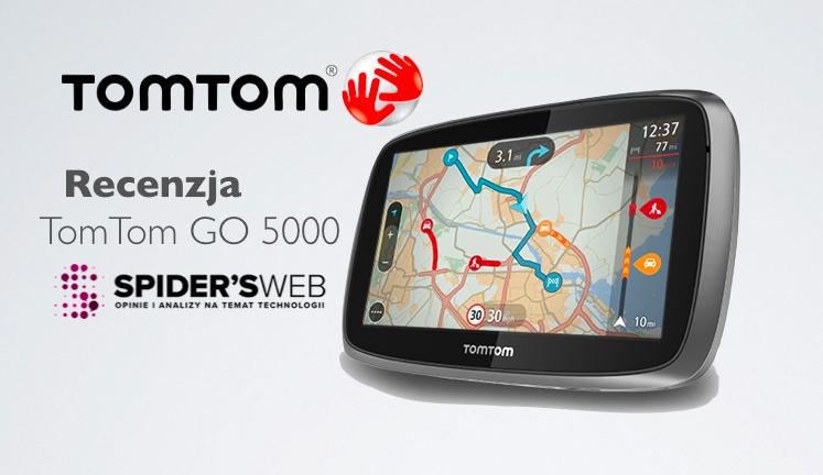 Czy nawigacja samochodowa ma jeszcze sens? Sprawdzamy TomTom GO 5000 – recenzja Spider's Web