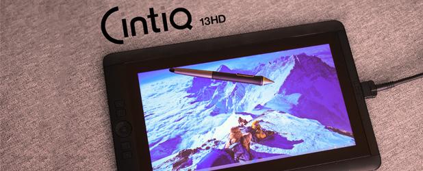 Tablet graficzny Wacom Cintiq 13HD oferuje jakość, która uzależnia – recenzja Spider's Web