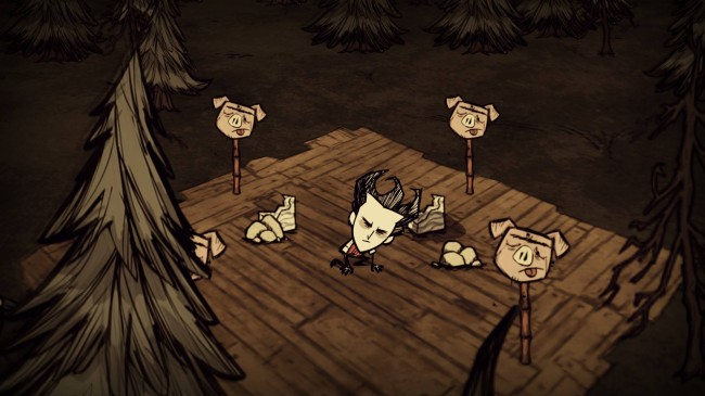 Don't Starve PS4 2