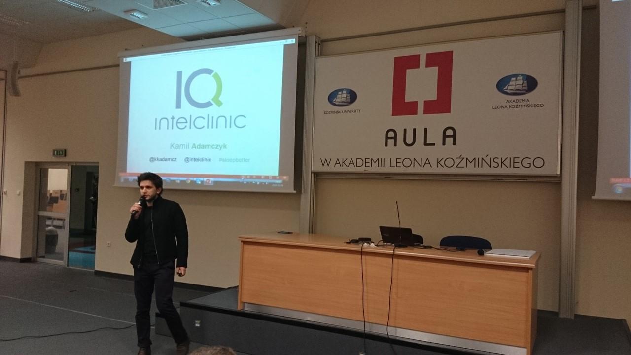 IntelClinic na Aula Polska – oto, co zaprezentowali przedstawiciele hitowego polskiego startupu