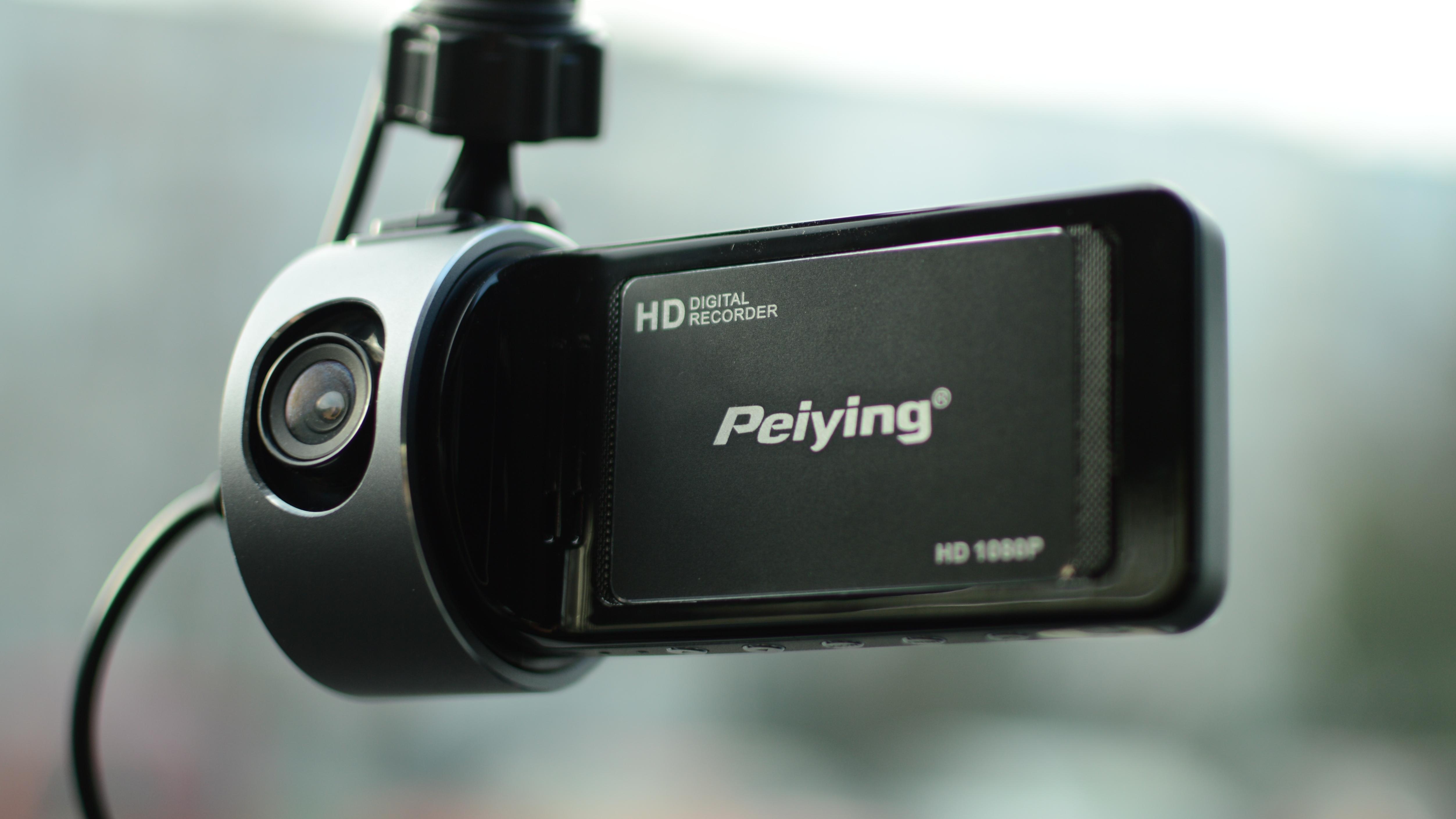 Wideo rejestrator Peiying PY0011 – rozsądne możliwości za rozsądną cenę – recenzja Spider's Web