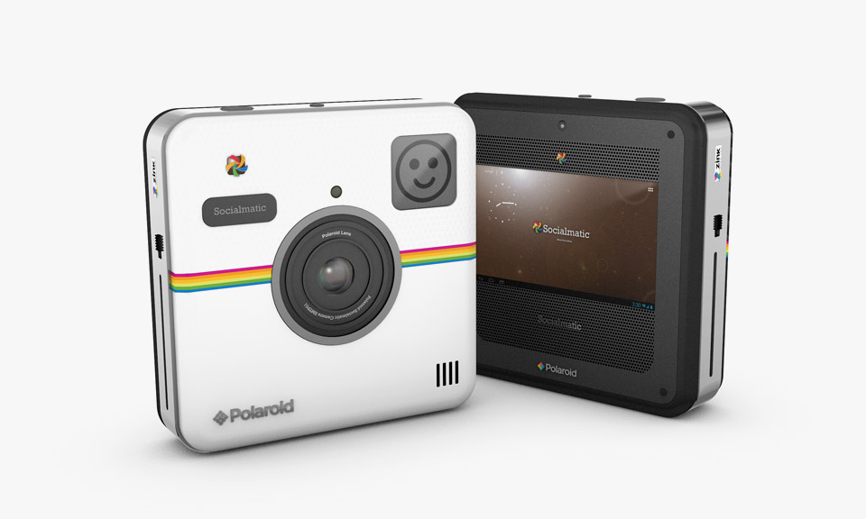 Polaroid chce z impetem wrócić na rynek. Pomóc w tym mają dwa, dość oryginalne urządzenia