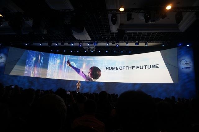 CES 2014: Tablety Samsunga są teraz PRO, a telewizory już tylko 4K