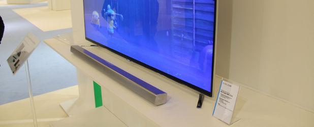 Kupując telewizor, pamiętaj też o soundbarze – to jeden z trendów na 2014 rok