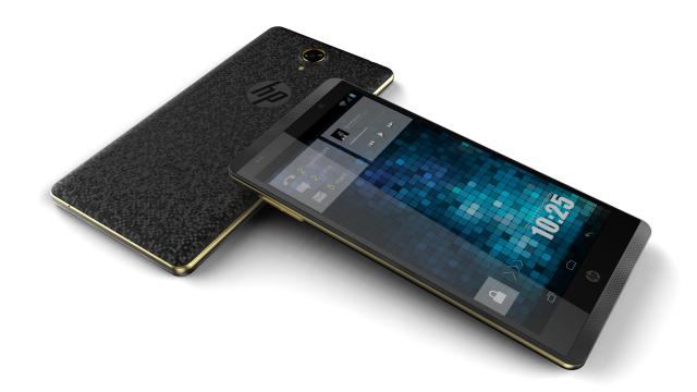 HP bocznymi drzwiami powraca na rynek smartfonów