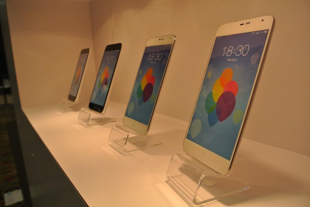 CES 2014: Trzy chińskie smartfony – Meizu MX3, Huawei Ascend Mate 2 4G i ZTE Grand S II