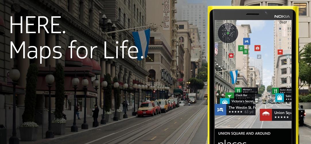 Mapy Here – jak Nokia stworzyła swoje mapowe imperium