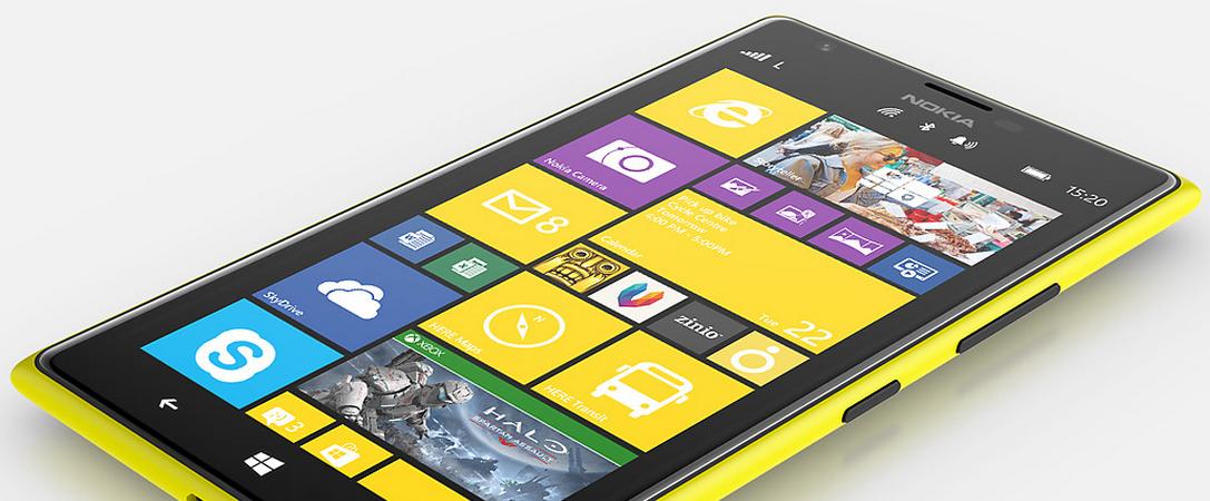 Nokia Lumia z obsługą… folderów!