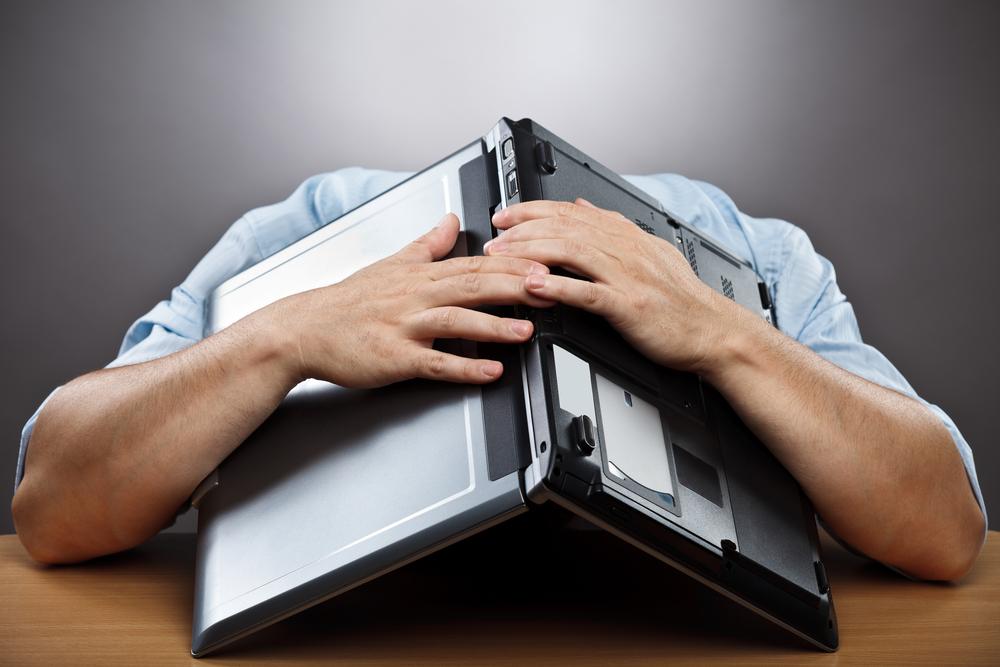 Frustracja internetowa