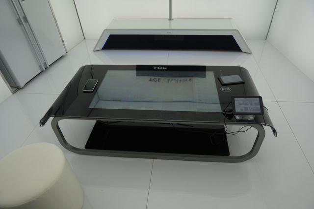 Czy interaktywne stoły zagoszczą w naszych domach? Kilku producentów ma na nie pomysł