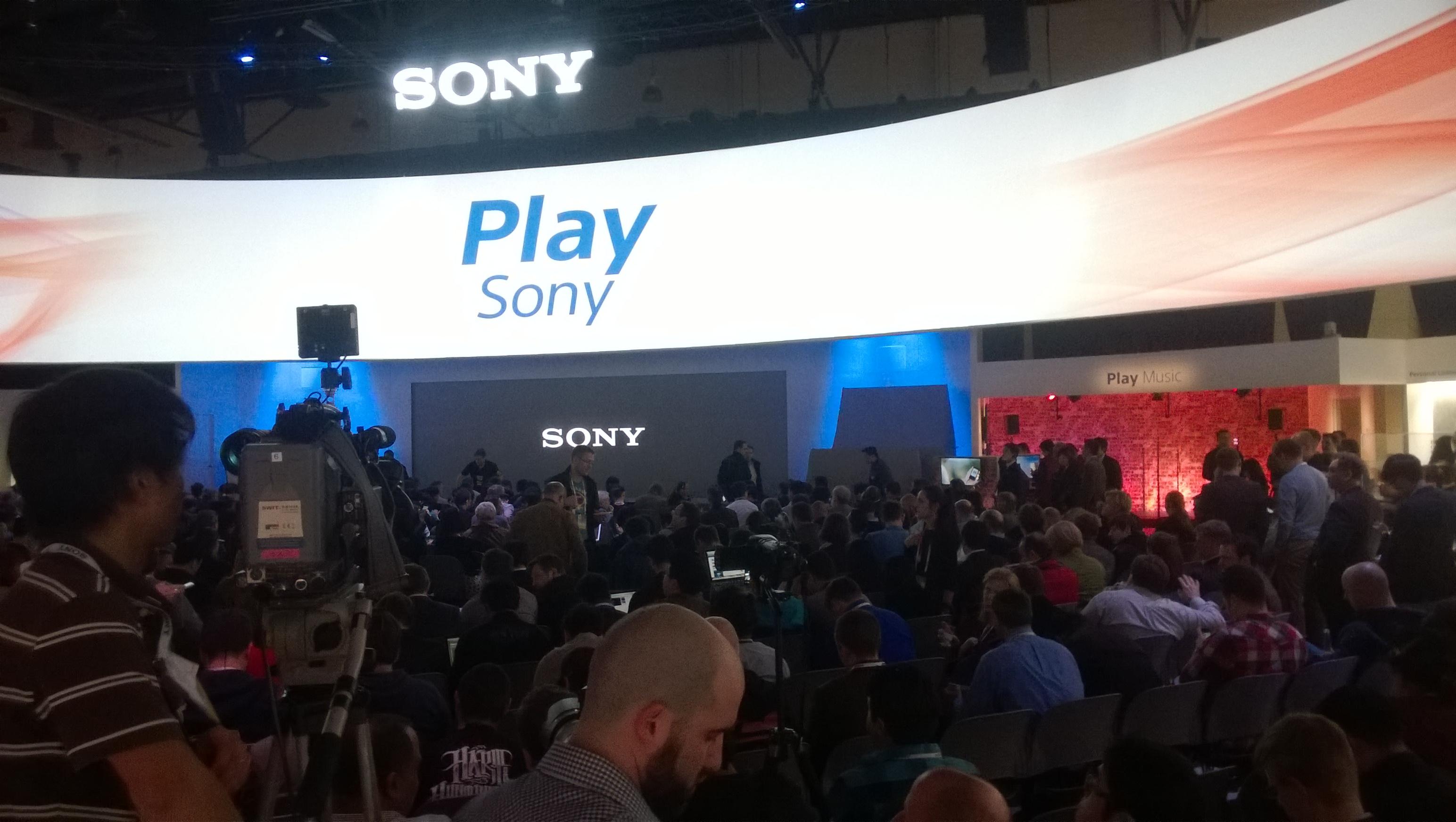 CES 2014: Sony ma przesłanie – szykujcie portfele, Wasze Full HD wkrótce będzie przestarzałe
