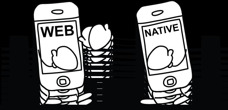 Pojedynek Spider's Web: aplikacje natywne czy webowe?