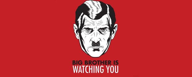 Przykład Ukrainy pokazuje, że wizja Orwella nie jest wcale tak odległa, jak mogłoby się wydawać