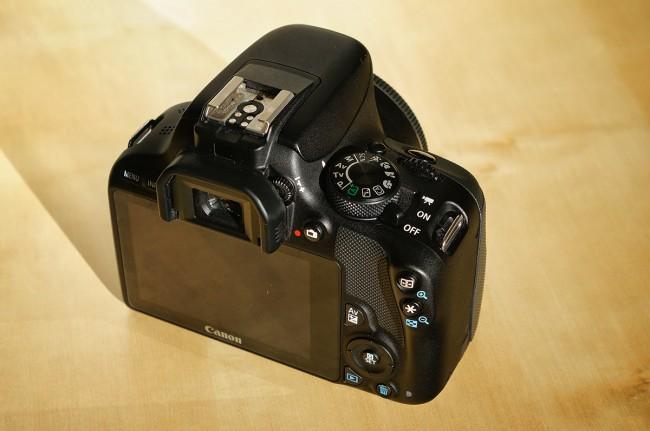 Canon EOS 100D 6