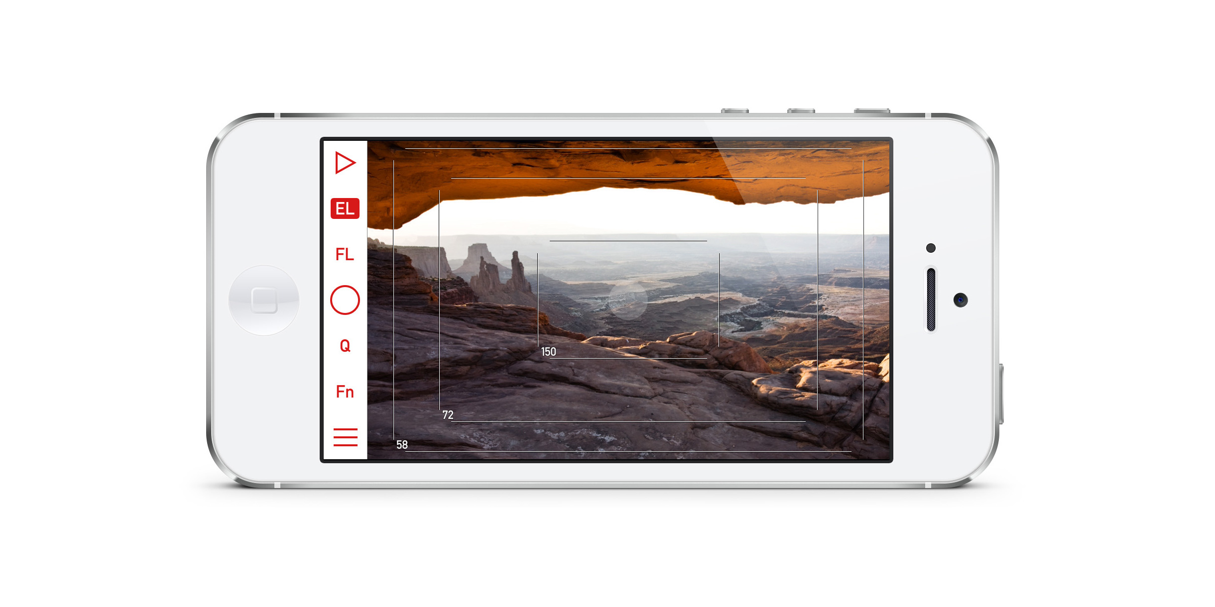 Mark II Artist's Viewfinder – cyfrowa aplikacja dla analogowego fotografa