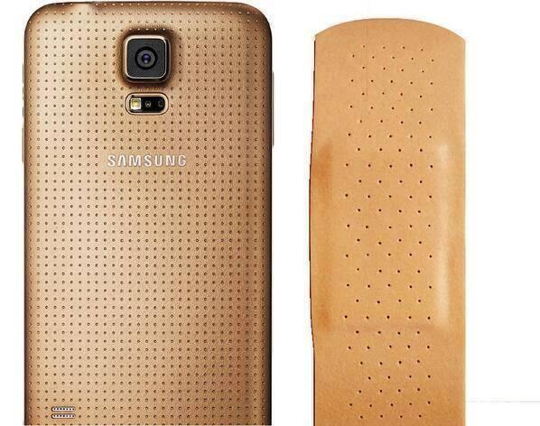 To nie tych Samsungów szukacie (premiera Galaxy S5)