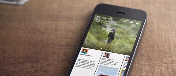 Facebook Paper – pierwsze wrażenia Spider's Web