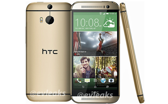 All New HTC One?