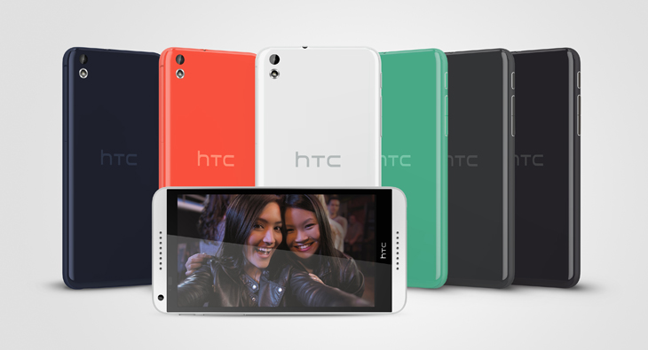 MWC 2014: HTC walczy o średnią półkę telefonami, które wyglądają jak… iPody touch