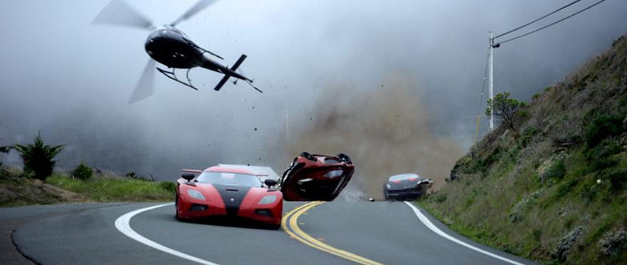 Need for Speed na wielkim ekranie może okazać się zbyt słaby, by uratować Electronic Arts i wyścigową serię