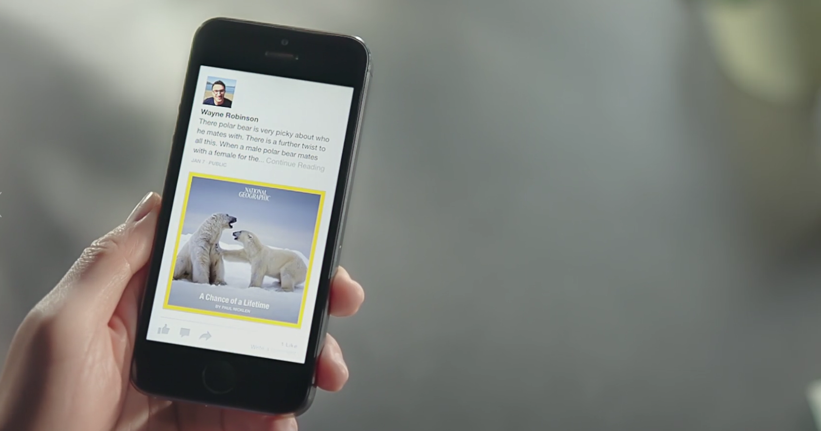 Krótka piłka: Facebook Paper wylądował w App Store