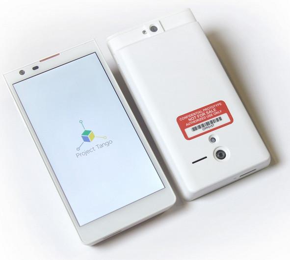 Projekt Tango na smartfonach się nie skończy. Google chce skanować świat również tabletami