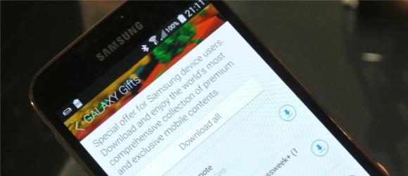 MWC 2014: Samsung Galaxy S5 – pierwsze wrażenia Spider's Web (wideo)